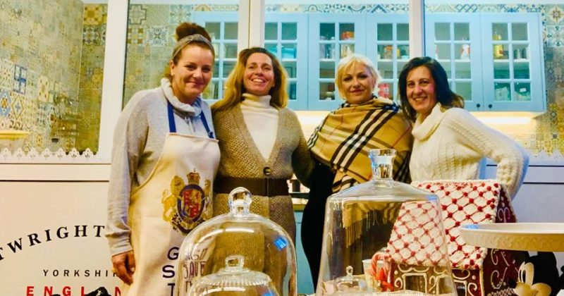 The Cookie Lady estrena talleres